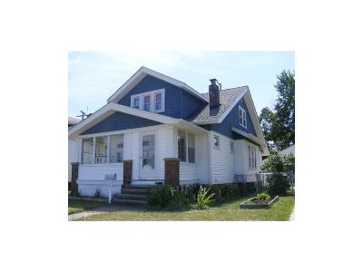 Cleveland Single Family Home For Sale: 16807 Valleyview Ave