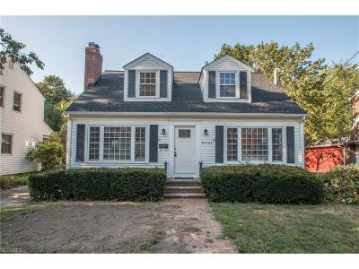 Bay Village Single Family Home For Sale: 27102 Russell Rd