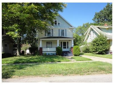 Warren Single Family Home For Sale: 356 Laird Ave Southeast