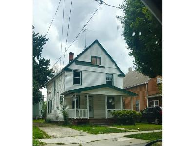 Cleveland Single Family Home For Sale: 4227 Bush Ave