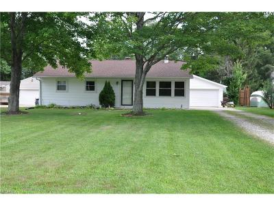 Warren Single Family Home For Sale: 604 Eldon