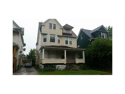 Cleveland Single Family Home For Sale: 10327 Colonial Ave