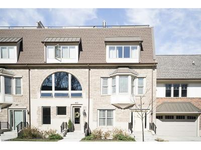 Westlake Condo/Townhouse For Sale: 29 Ashbourne Dr