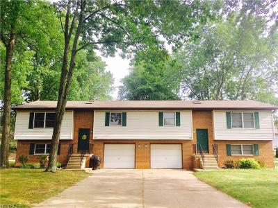 Stark County Multi Family Home For Sale: 3025 Pleasant St Northwest
