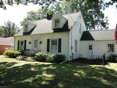 Warren Single Family Home For Sale: 1455 Genesee Ave Northeast