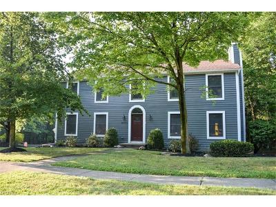 Strongsville Single Family Home For Sale: 19370 Trillium Trl
