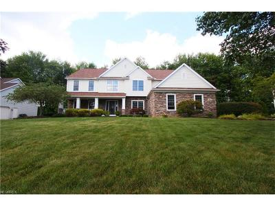 Broadview Heights Single Family Home For Sale: 1421 Honeygold Ln #116