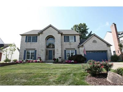 Strongsville OH Single Family Home For Sale: $285,900