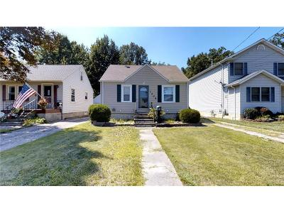 Lake County Single Family Home For Sale: 1508 East 337th St