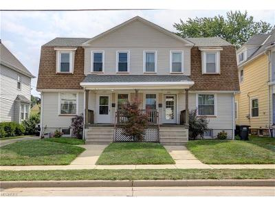 Lakewood Multi Family Home For Sale: 1379 Westlake Ave