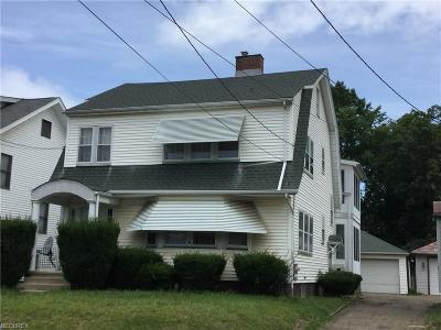 Stark County Multi Family Home For Sale: 1309 17th St Northwest