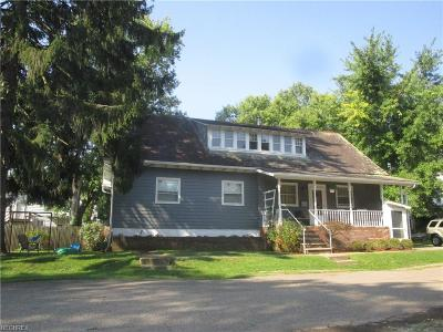 Zanesville Single Family Home For Sale: 1048 Charles St