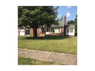 Warren Single Family Home For Sale: 629 Roselawn