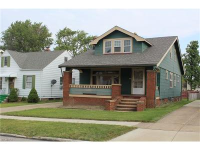 Parma Single Family Home For Sale: 6010 Laverne Ave