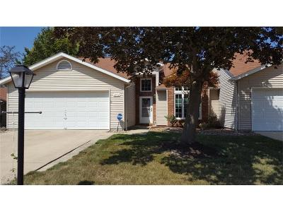 Strongsville OH Single Family Home For Sale: $164,900