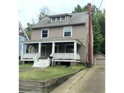 Warren Single Family Home For Sale: 146 Bonnie Brae Ave Northeast