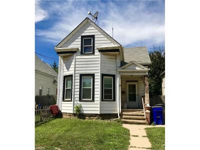 Cleveland Single Family Home For Sale: 7200 Clark Ave