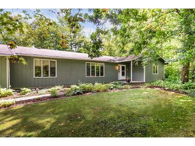 Hinckley Single Family Home For Sale: 2605 Stony Hill Rd