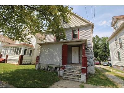 Warren Single Family Home For Sale: 926 Stiles St Northwest