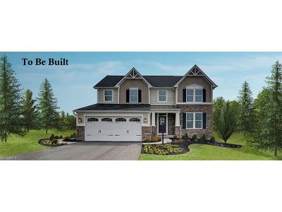 North Ridgeville Single Family Home For Sale: 14 Stockport Mill Dr