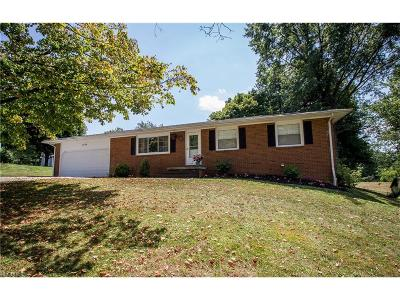 Single Family Home For Sale: 3726 Dauphin Dr Northeast