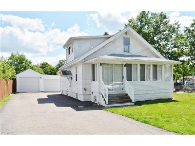 Summit County Single Family Home For Sale: 3849 Moreland Ave