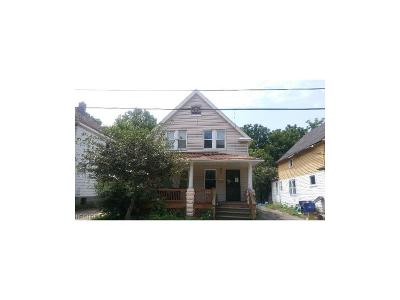 Cleveland Single Family Home For Sale: 9908 Anderson Ave