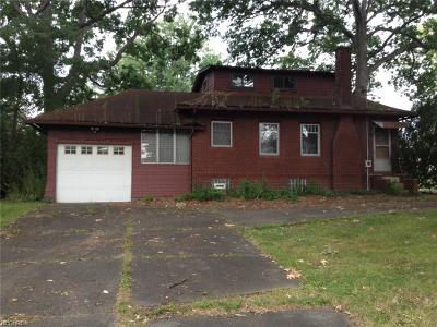 Warren Single Family Home For Sale: 2568 North River Rd Northeast