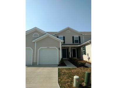 Avon Lake Condo/Townhouse For Sale: 33426 Halle Ct