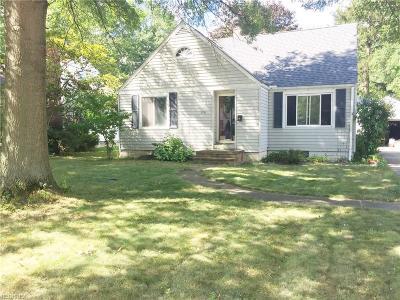 Berea Single Family Home For Sale: 190 Kempton Dr
