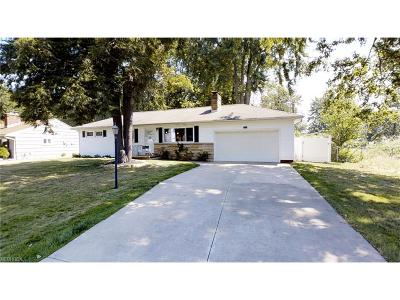 Single Family Home Sold: 5839 Lake Rd