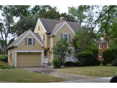 Cleveland Single Family Home For Sale: 16617 Fischer Rd
