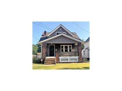 Cleveland Single Family Home For Sale: 16904 Larchwood Ave