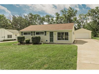 Summit County Single Family Home For Sale: 1804 Glenwood Dr