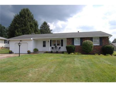 Muskingum County Single Family Home For Sale: 458 West Lawndale
