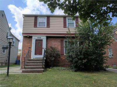Cleveland Single Family Home For Sale: 4168 Ridgeview Rd