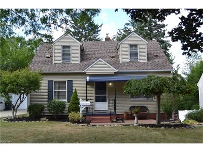 Summit County Single Family Home For Sale: 2641 Robindale