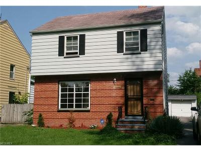 Cleveland Single Family Home For Sale: 3321 147