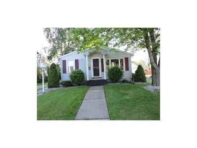 Warren Single Family Home For Sale: 1786 Bonnie Brae Ave Northeast