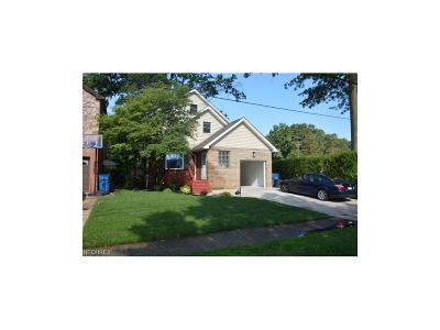Bay Village Single Family Home For Sale: 598 Fordham