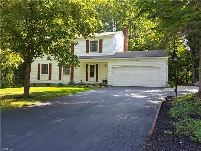 Concord Single Family Home For Sale: 7781 Skylineview Dr