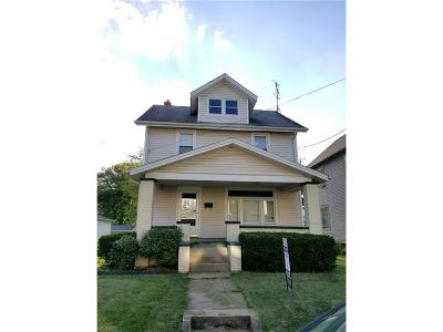 Single Family Home For Sale: 711 Wright Ave