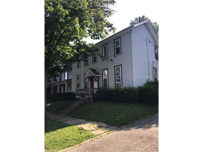 Guernsey County Multi Family Home For Sale: 316 North 10th St