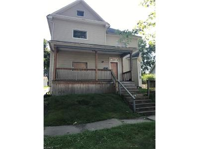 Guernsey County Multi Family Home For Sale: 314 North 10th St