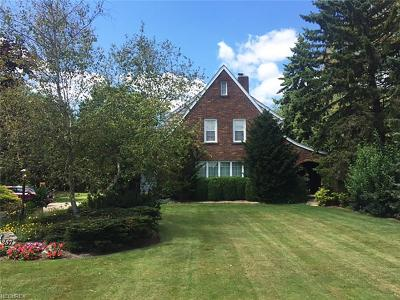 Single Family Home For Sale: 4257 Union Ave Northeast