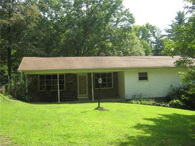 Muskingum County Single Family Home For Sale: 490 Stardust Cir