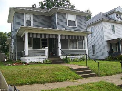 Guernsey County Single Family Home For Sale: 1440 Beatty