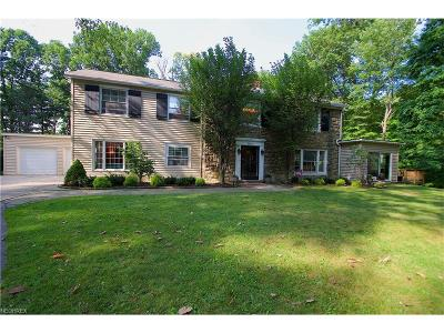 Lake County Single Family Home For Sale: 35651 Maple Grove Rd