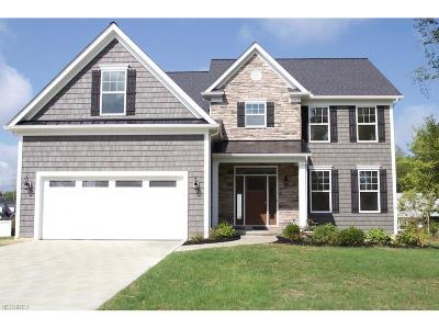 Bay Village Single Family Home For Sale: 608 Crestview Dr