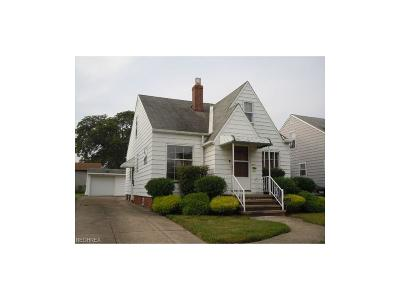 Parma Single Family Home For Sale: 3119 North Ave